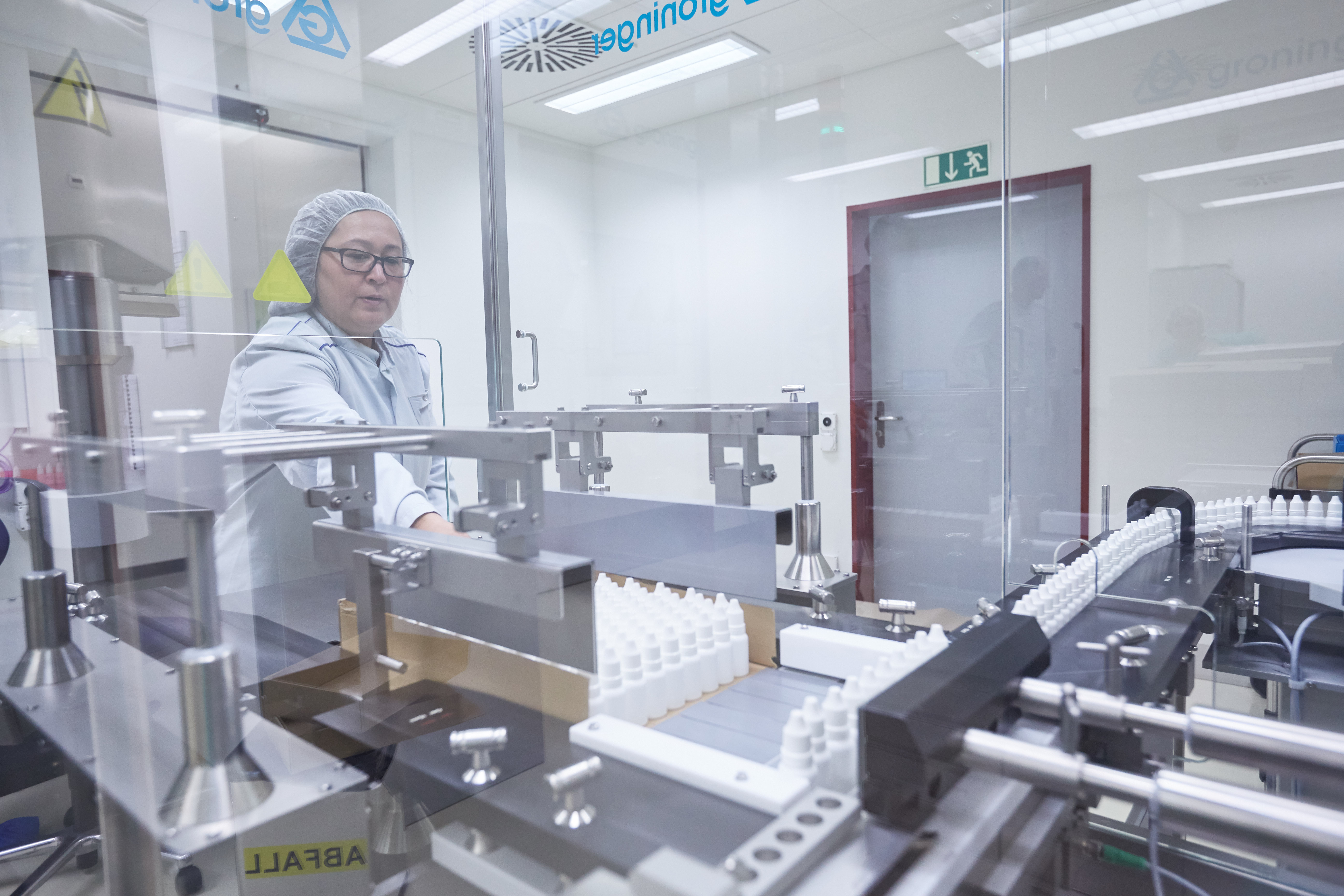Akorn AG ,  Hettlingen Schweiz , Produktion 12.07.207